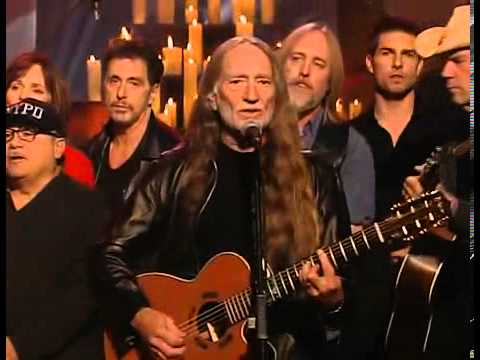Willie Nelson & Friends - Tribute - America The Beautiful