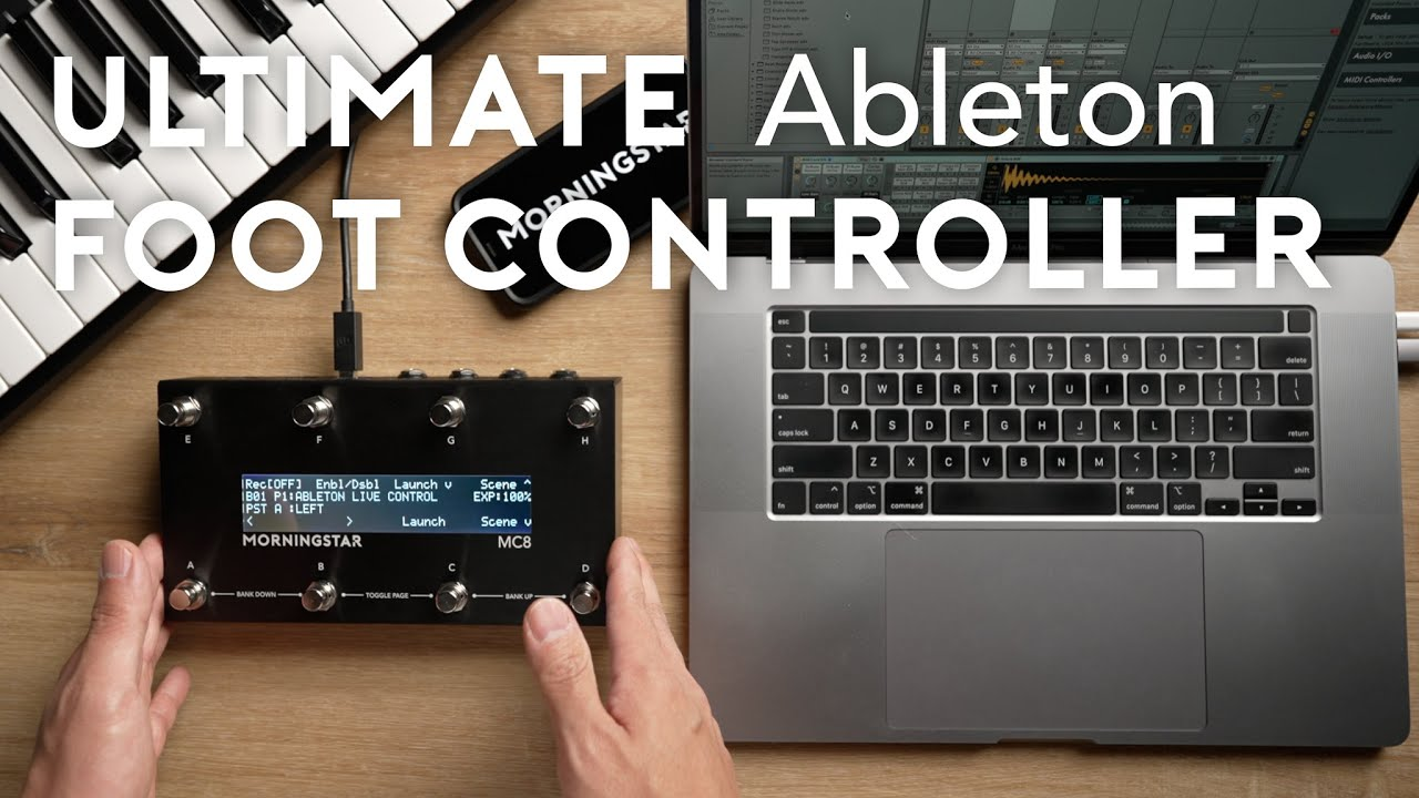 The Best Ableton Live Foot Controller?