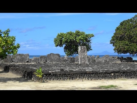 Polynésie , Raiatea et Tahaa