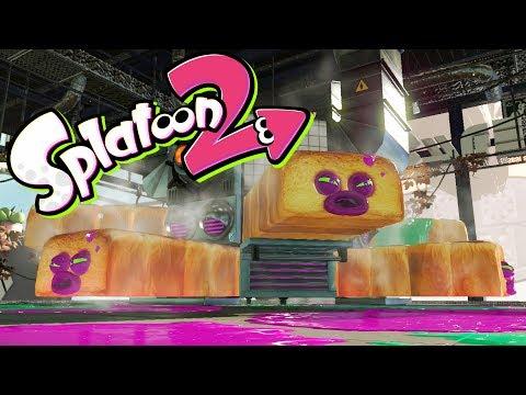 Splatoon 2 - Killer Toast! - Single-Player (2)
