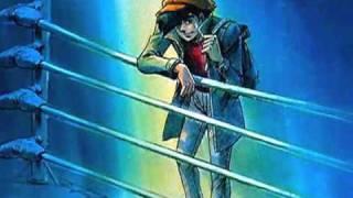 Sigla di chiusura Rocky Joe 2 - Hateshinaki Yami no Kanata ni (果てしなき闇の彼方に)