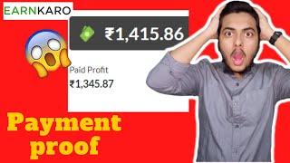 Earnkaro affiliate website payment proof fake/Real || Maroof Chaudhary || Hindi/Urdu