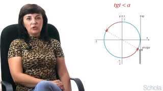 РЕШЕНИЕ ТРИГОНОМЕТРИЧЕСКИХ НЕРАВЕНСТВ урок 3