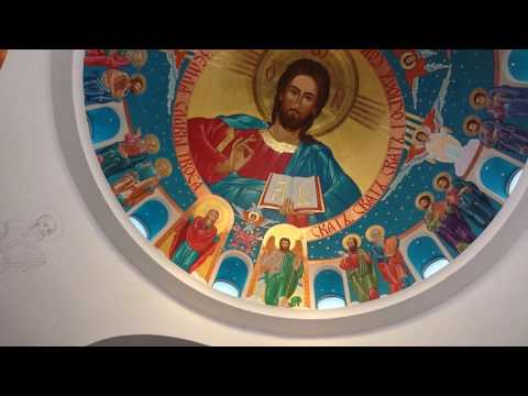 Nativity of the Virgin Mary Macedonian Orthodox  Church Cathedral, Sterling Hts. MI. USA Aug-28-2016