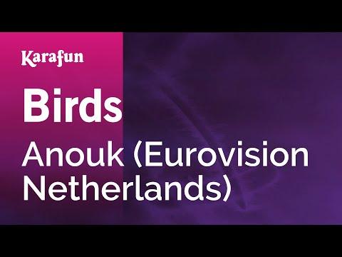 Karaoke Birds - Anouk (Eurovision Netherlands) *