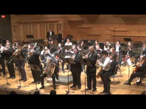 05. Florentiner March by J. Fucik - The 4th 5 Loaves and 2 Fish Orchestra Benefit Concert 2012