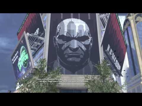 Dcuo Lexcorp Wreaker Feat