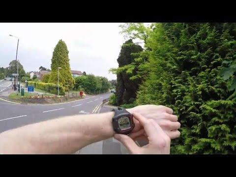 5k Training Run - Goal: Sub 19 Minutes