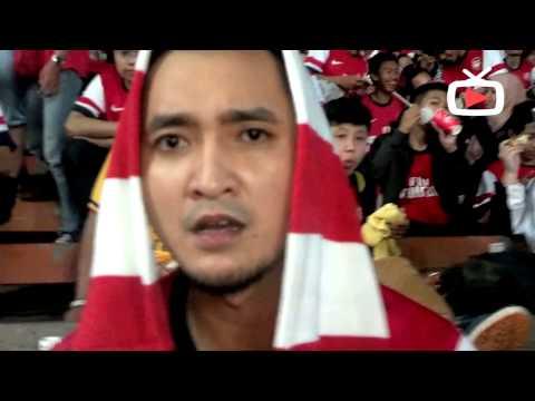 Arsenal Asia Tour 2013 - Fan Talk in Indonesia - ArsenalFanTV.com