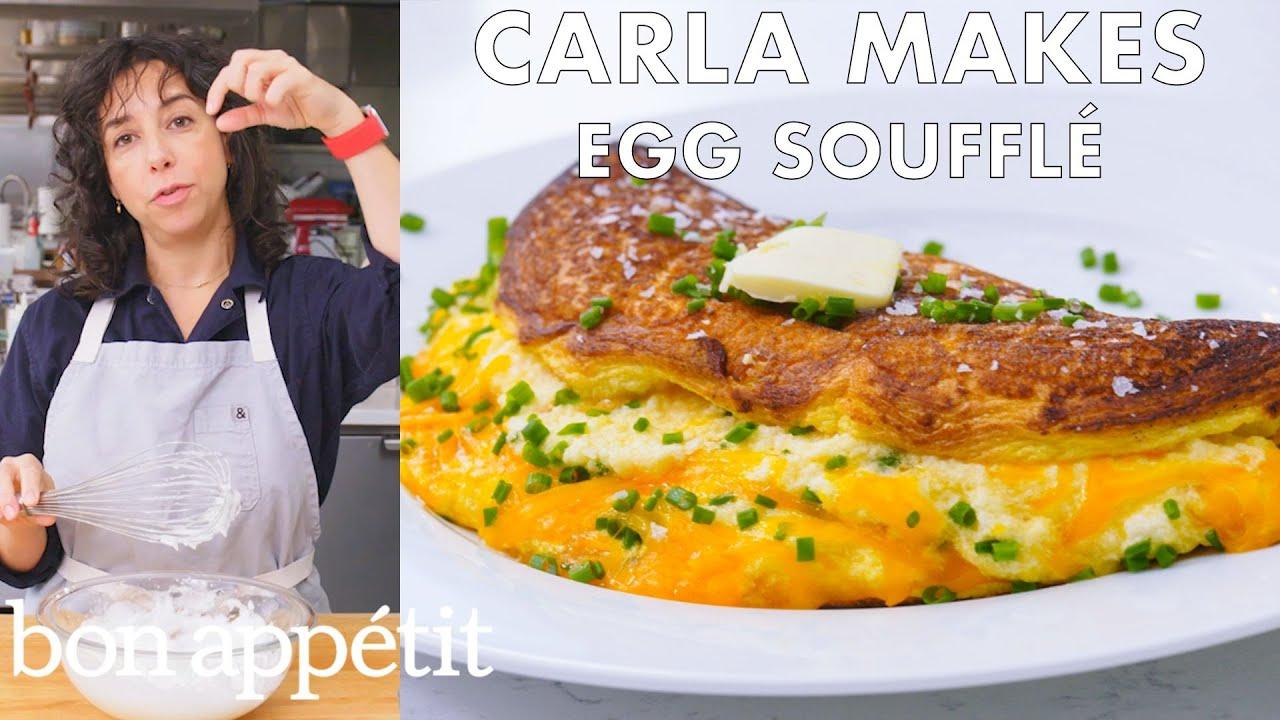 Carla Makes an Omelet Soufflé | From the Test Kitchen | Bon Appétit
