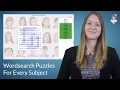 Make Word Search Puzzles for your Classroom | EdTech School