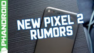 New Pixel 2 details confirm fat bezels and no headphone jack