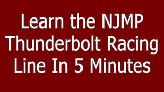 Thunderbolt Raceway Driver School NJMP - Learn the Racing Line
