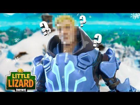 THE ICE KING FACE REVEAL!!! - Fortnite Short Films