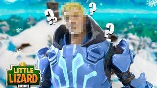 THE ICE KING FACE REVEAL!!! - Fortnite Short Films