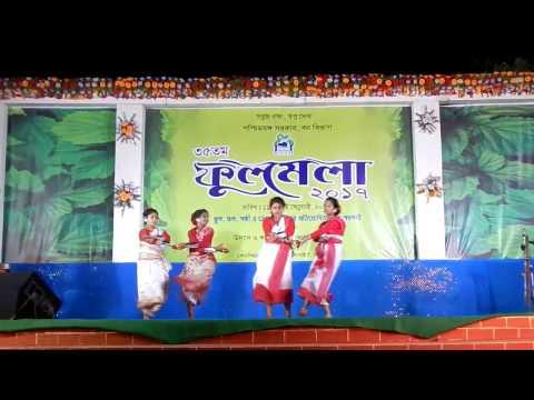 Folk Dance Tu Kene Kada Dili Sada Kapore By Renesha Dance Academy