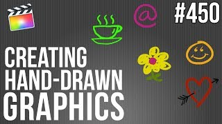 MBS Ep 450: Creating Hand-Drawn Graphics for FCP X
