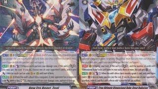 Vanguard TH | Dimension - Zeal G VS Dimension Robo G.