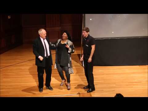 Sarah Dash sings Lady Marmalade at The College of New Jersey