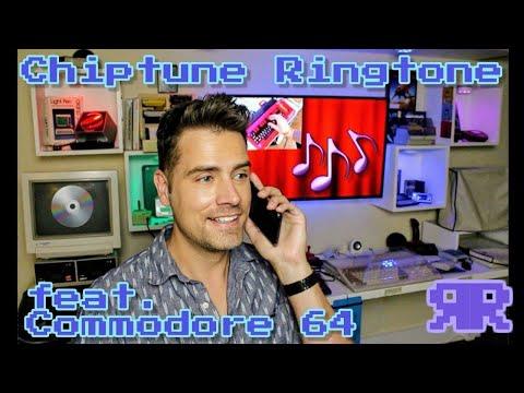 Chiptune Ringtone feat. Commodore 64/Jan Beta -