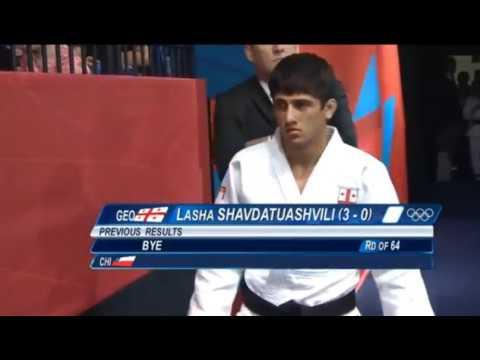 Lasha Shavdatuashvili (Georgian JUDO)