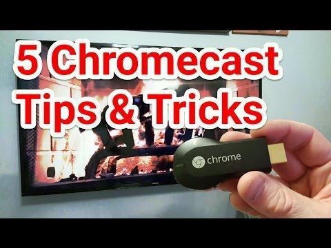 5 Chromecast Tips & Tricks | Chromecast 101