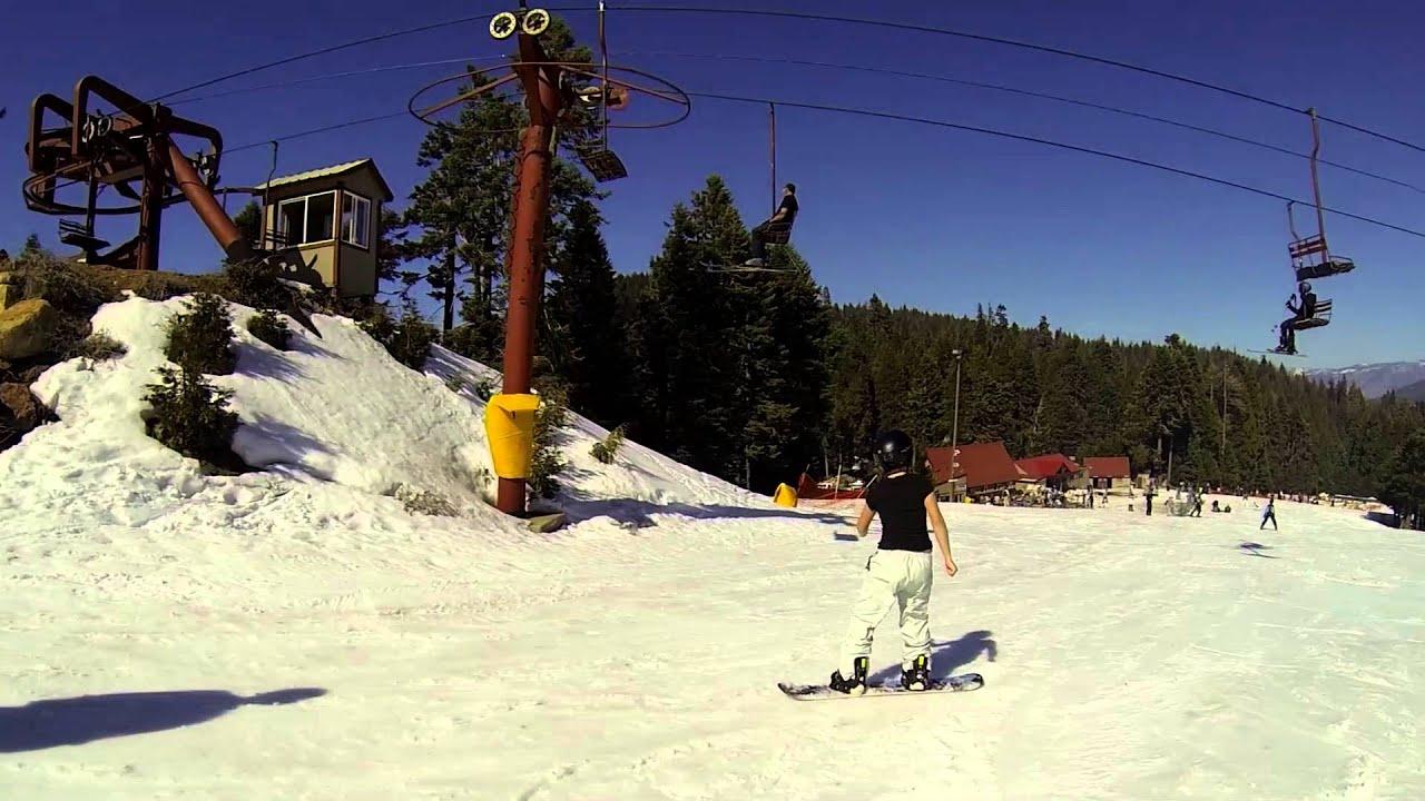 2016 alta sierra ski resort - youtube