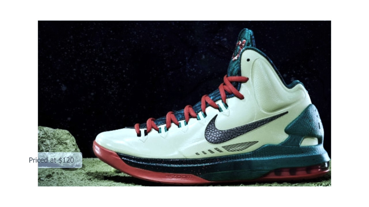 49cc68007e5a Nike KD 5 All-Star - YouTube
