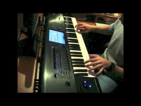 KORG KRONOS EXS51 UNISON ORCHESTRA [Performance]