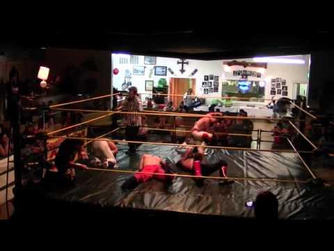 Barrett Brown vs. NTWA Lightweight Division