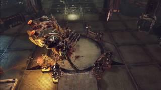 Warhammer 40,000: Inquisitor — Martyr — трейлер особенностей