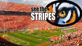 See The Stripes [Clemson University]: A Poem by A.D. Carson