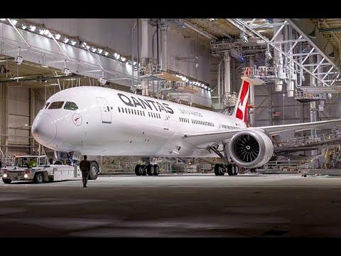 Qantas uses 150 acres of mustard seeds for biofuel flight