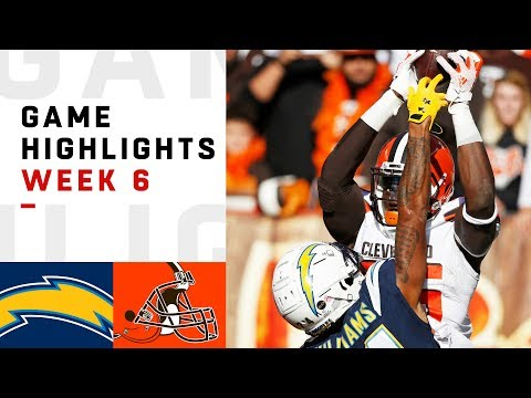 Cleveland Browns get hammered by Los Angeles Chargers: Reaction to the game