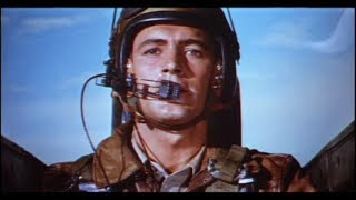 "Rock Hudson - "" Battle Hymn "" Trailer - 1957"