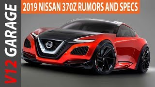 HOT NEWS 2019 Nissan 370Z Redesign and Specs