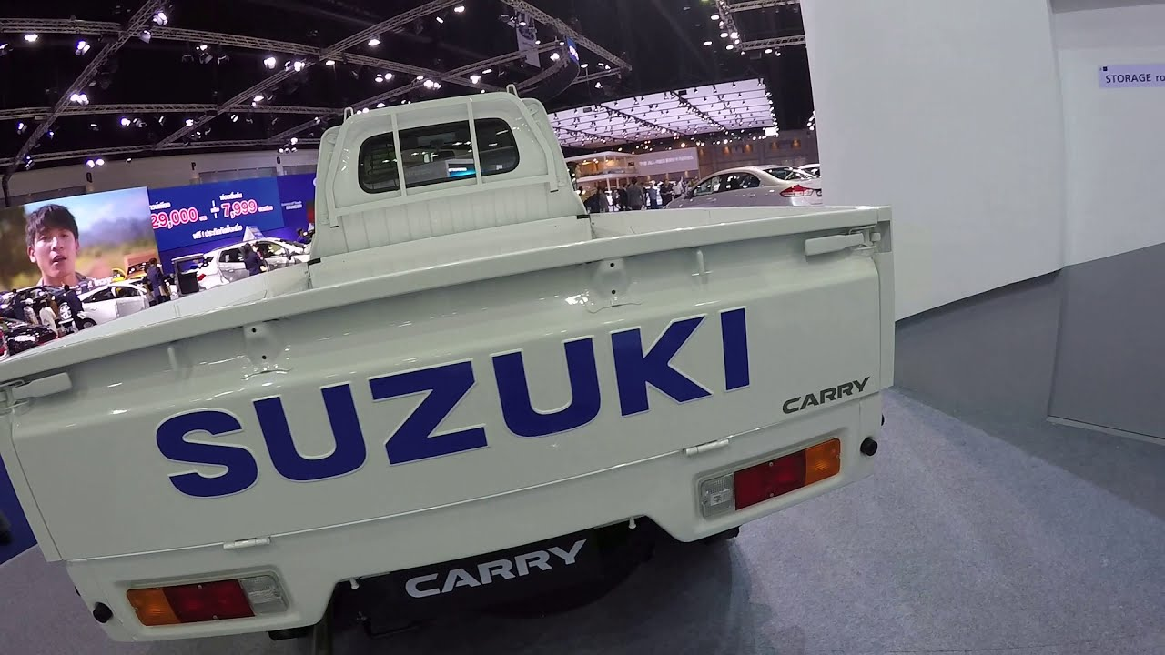 Suzuki Mega Carry Xtra 2018 Pickup Affordable Truck Suzuki Carry