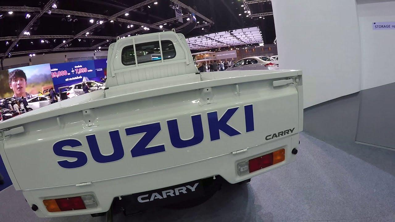 Suzuki Mega Carry Xtra 2018 pickup  Affordable truck