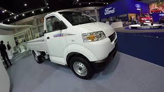 Suzuki Mega Carry Xtra 2018 pickup - Affordable truck Suzuki Carry 2018