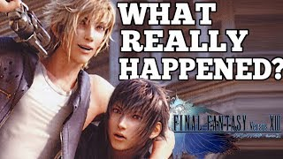 "Final Fantasy XV / Versus XIII ""LEAK"": Explains drama, story cuts & director rivalry"