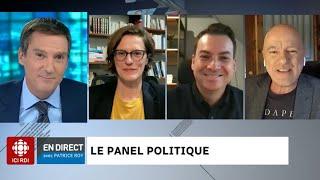 Le panel politique du 15 septembre 2021