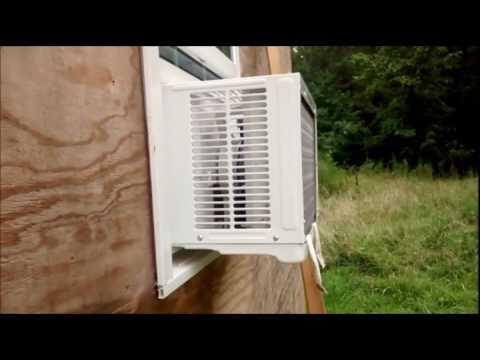 Chris Home Alone Part Deux:  Air Conditioner Water Fix