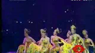 Feitian Classical Chinese Buddhist Dance (Flying Apsaras)