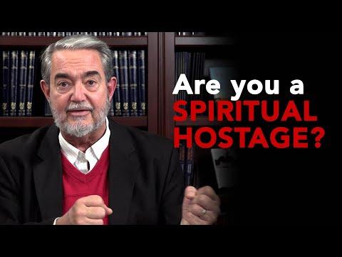 Are You a Spiritual Hostage?