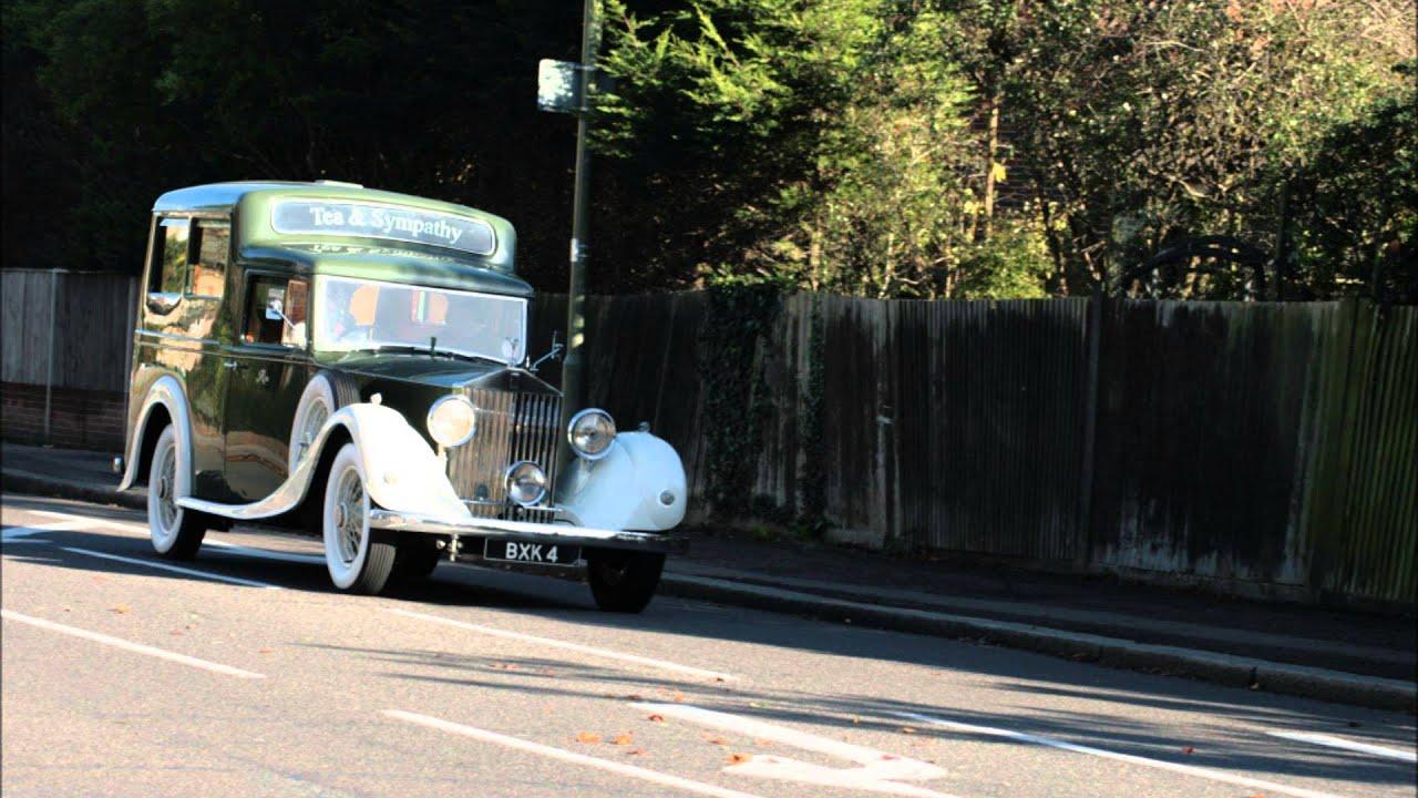London to Brighton Veteran Car Run November 3 2013 - YouTube