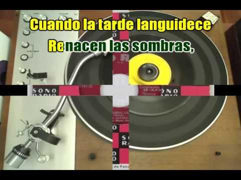 Moliendo café - Xiomara Alfaro - Karaoke