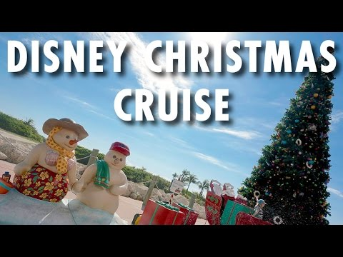 very merrytime cruises christmas experience on disney fantasy disney cruise line cruise review