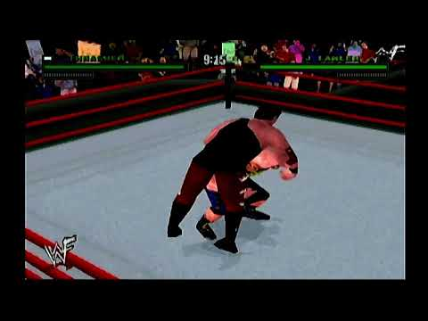 WWF Attitude: Career Mode With Thrasher