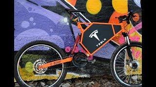 Электровелосипед своими руками DIY E bike