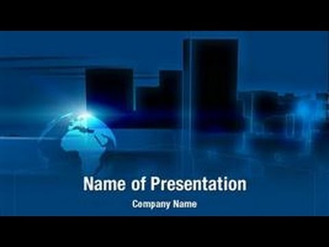 International business powerpoint video template backgrounds international business powerpoint video template backgrounds digitalofficepro 01178v toneelgroepblik Gallery